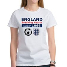 England.  Breaking Hearts since 19 Tee