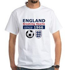 England.  Breaking Hearts since 1966 Shirt