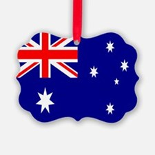Australia Flag Ornament