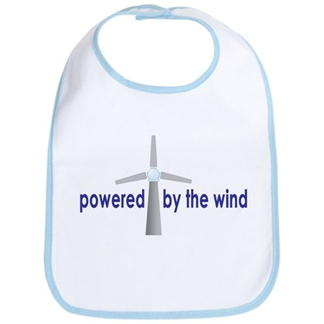 Powered by the Wind Bib