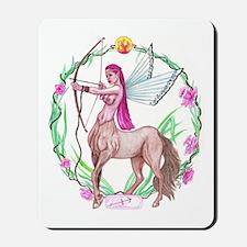 Sagittarius - Centaur Archer Mousepad