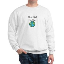 Best Dad in the world Sweatshirt