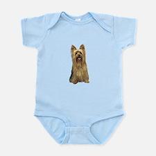 Silky Terrier (B) Infant Bodysuit