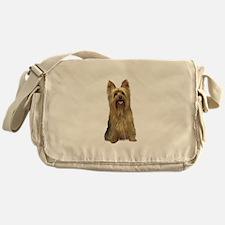Silky Terrier (B) Messenger Bag