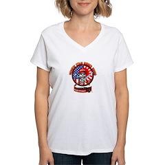 I Love Drinking Coffee Jr. Ringer T-Shirt