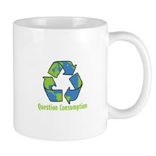 Question Consumption Mugs