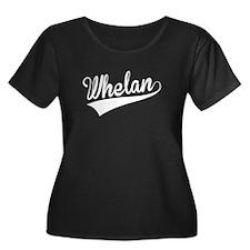 Whelan, Retro, Plus Size T-Shirt