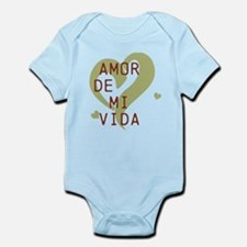 Amor De Mi Vida Infant Bodysuit