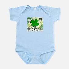 Unique I am feeling hopeful Infant Bodysuit