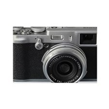Vintage Camera Rectangle Magnet