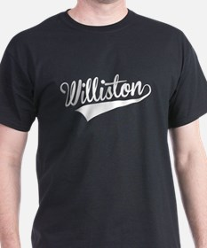 Williston, Retro, T-Shirt