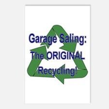 Tho ORIGINAL Recycling! Postcards (Package of 8)