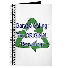 Tho ORIGINAL Recycling! Journal