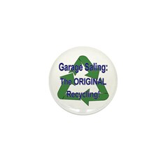 Tho ORIGINAL Recycling! Mini Button (10 pack)