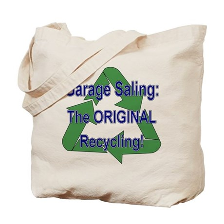 Tho ORIGINAL Recycling! shopping Bag