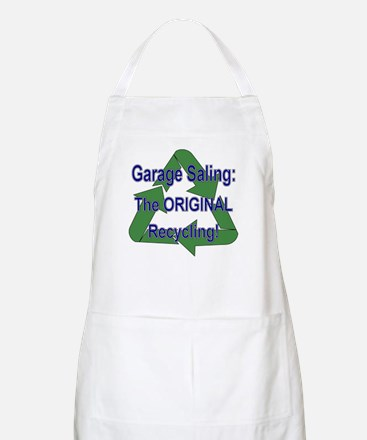 Tho ORIGINAL Recycling! BBQ Apron