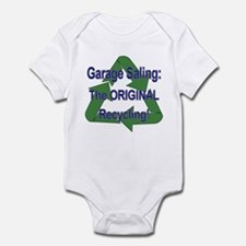 Tho ORIGINAL Recycling! Infant Bodysuit