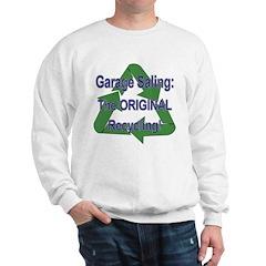 Tho ORIGINAL Recycling! Sweatshirt