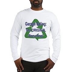 Tho ORIGINAL Recycling! Long Sleeve T-Shirt