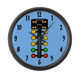 Christmas tree Wall Clocks
