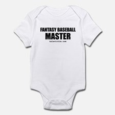 """MASTER"" Infant Bodysuit"