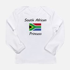 South African Princess Long Sleeve T-Shirt