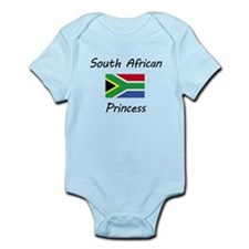 South African Princess Body Suit
