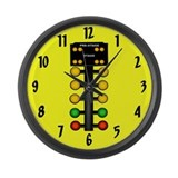 Drag racing Giant Clocks