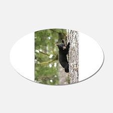 Bear Cub Wall Decal