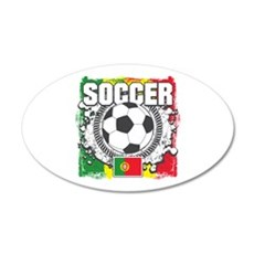 Soccer Portugal Wall Decal