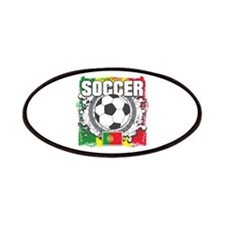 Soccer Portugal Patch