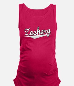 Zachery, Retro, Maternity Tank Top