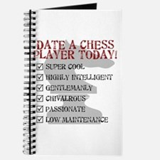 Chess : Date A Chess Player Journal