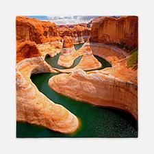 Grand Canyon - Colorado River Queen Duvet