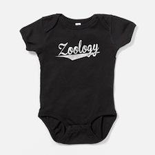 Zoology, Retro, Baby Bodysuit