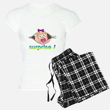 surprise Baby Boo Girl Pajamas