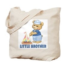 Sailorbear Little Brother Tote Bag