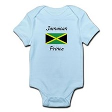 Jamaican Prince Body Suit