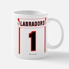 Labrador Jersey Mugs