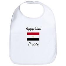 Egyptian Prince Bib