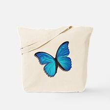 bluemorph4T.png Tote Bag