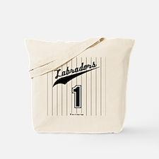 Labrador Jersey Tote Bag