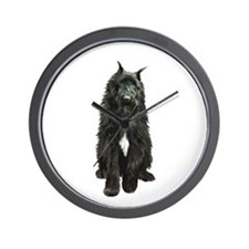 Bouvier (black) Wall Clock