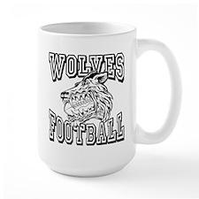 WOLVES FOOTBALL Mugs