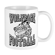 WOLFPACK FOOTBALL Mugs