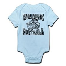 WOLFPACK FOOTBALL Body Suit