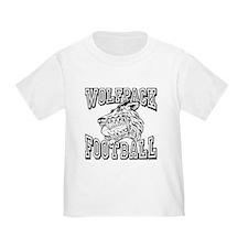 WOLFPACK FOOTBALL T-Shirt