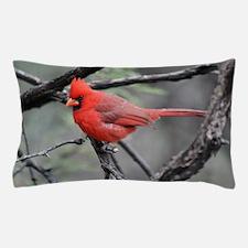 Cardinal in Sabino Canyon Pillow Case