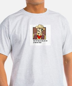 Funny Tombstone quotes T-Shirt