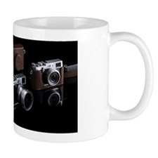 Vintage Camera Small Mug